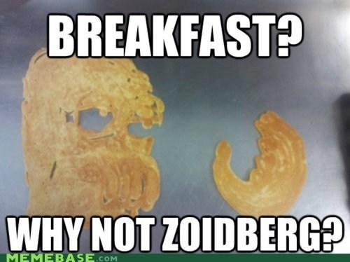 breakfast noms pancakes Zoidberg - 6478044416