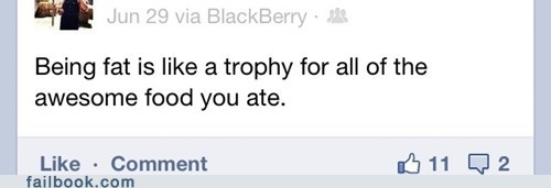 fat,food,trophy