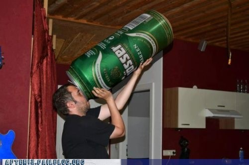 beer can giant beer inflatable beer can one beer - 6478396160