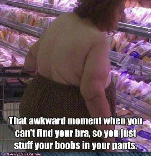 bewbs bra classic lady bits pants poorly dressed store - 6478419200