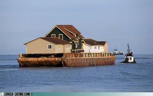 ark,barge,boat,house