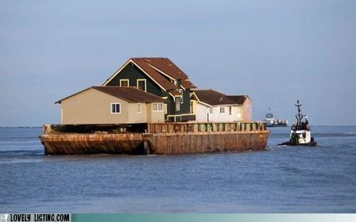 ark barge boat house - 6478432000