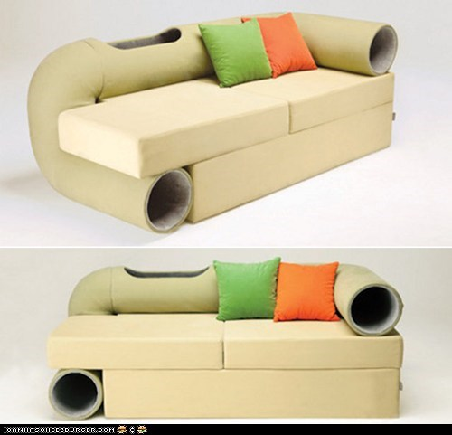 Cats,cool,couches,products,tunnels