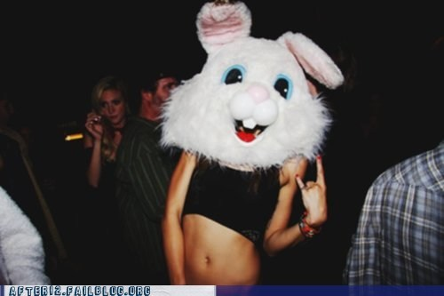 bunny bunny costume deadbunny6 Deadmau5 Easter Bunny rabbit