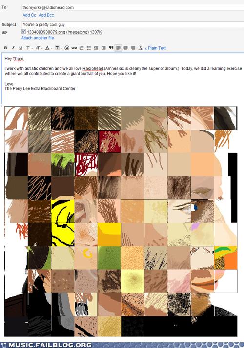 autism moo radiohead Thom Yorke - 6478694912