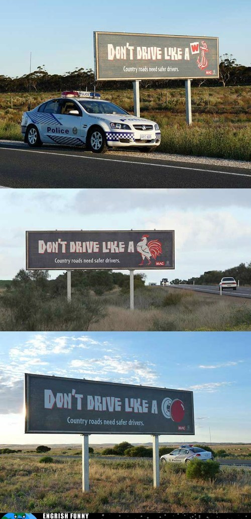 australia,drive hammered get nailed,drunk driving,new zealand,south australia