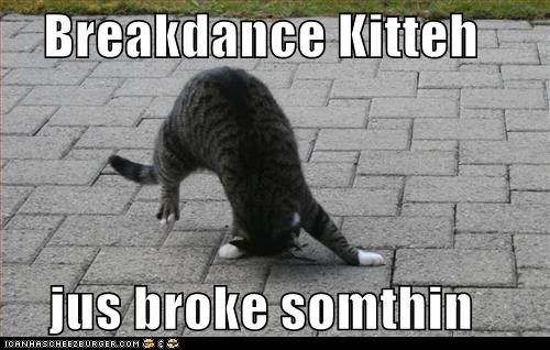 breakdance broke Cats classic classics dance - 6478990336