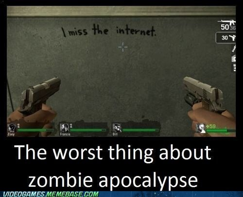 gameplay Left 4 Dead the internet troll zombie acopalypse - 6478994944
