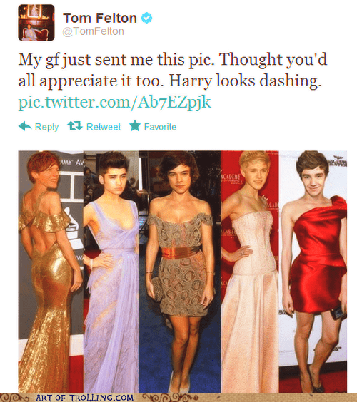 one direction,photoshop,twitter