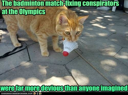 The badminton match-fixing conspirators at the Olympics were far more devious than anyone imagined