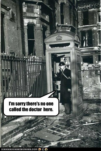 doctor who england phone phone booth police