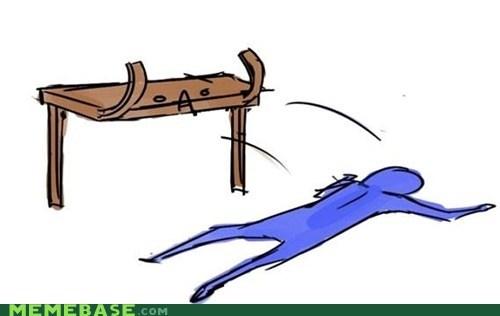 Memes person flip table table flip - 6479907840