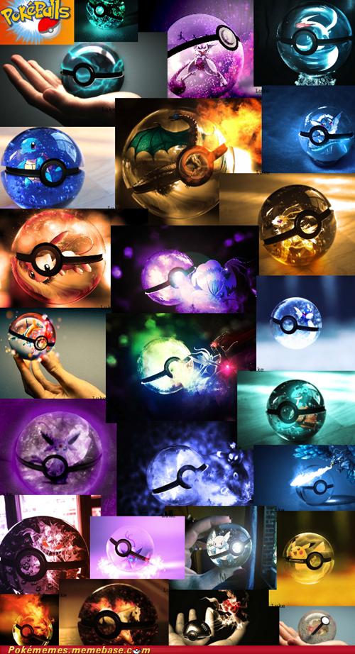 art awesome Pokeballs - 6480210176