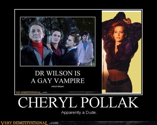 Buffy cheryl pollak dude hilarious