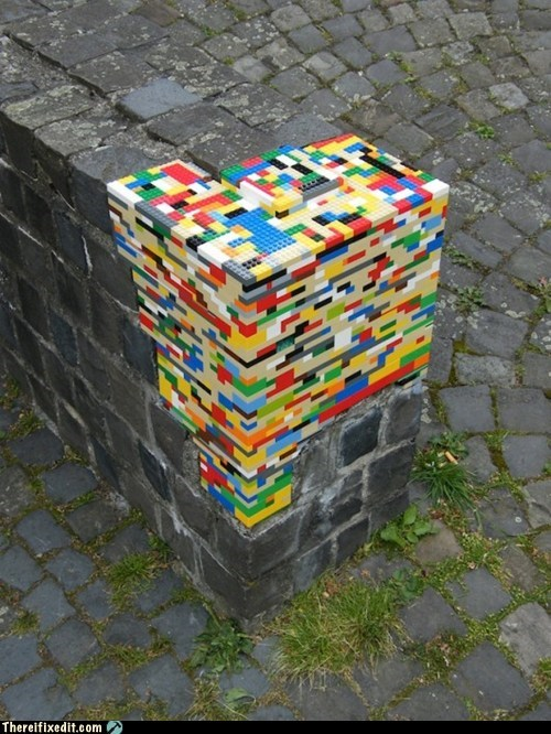 Not Everything Can Be Solved With Legos