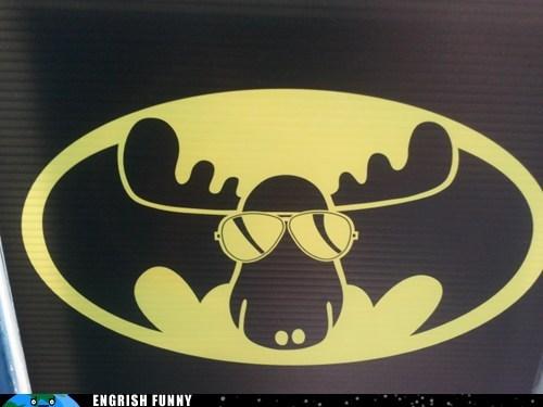 batman canadian batman mooseman TDKR the dark knight rises