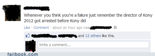 arrest arrested Kony kony 2012