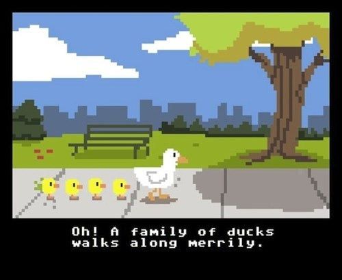 8-bit game duck quest kickass kickstarter - 6481266688