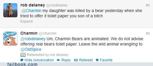 charmin toilet paper tweet twitter - 6481488896