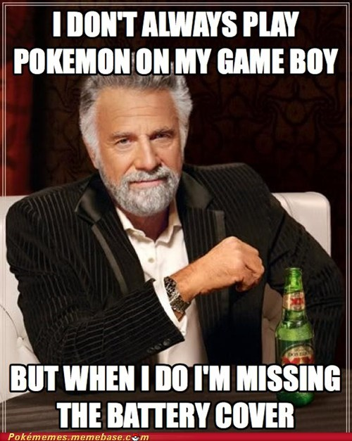game boy meme Memes the most interesting man in the world - 6481704960