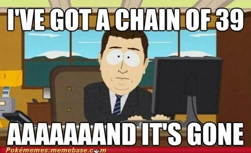 aaand-its-gone chain meme Memes shinies - 6481710848