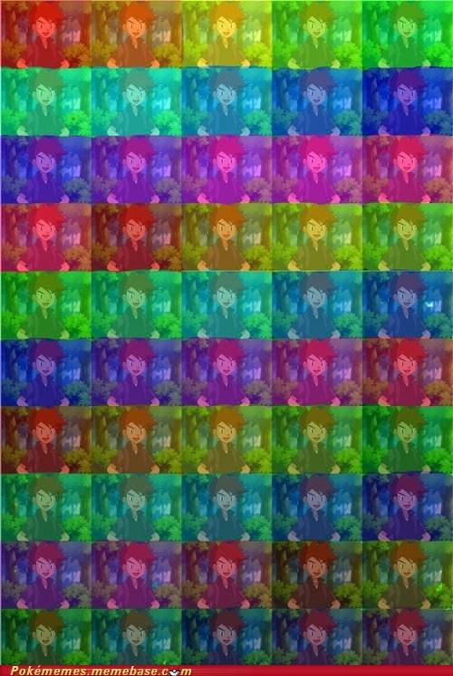 fifty shades of gary fifty shades of grey gary gary oak meme Memes Pokémemes - 6481777408