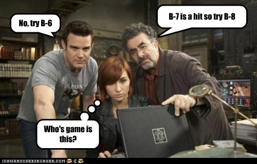 allison scagliotti artie nielsen backseat driving battleship board game claudia donovan eddie mcclintock pete latimer saul rubinek warehouse 13 - 6481838336