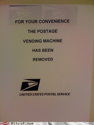 postal service,usps,vending machine