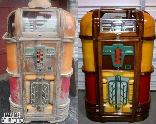DIY fix jukebox