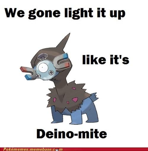 deino dynamite Memes pokepun taio cruz - 6482330368