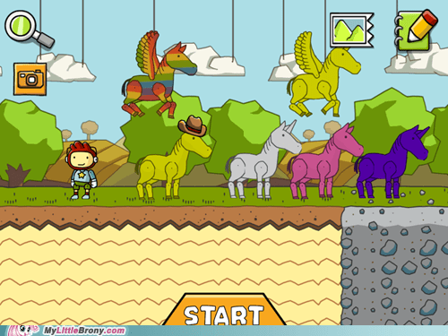 20 Percent Coole 20 Percent Cooler brony maxwell scribblenauts video games - 6482423808