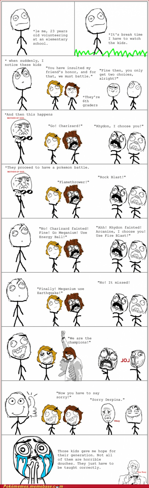 hope,new generations,rage comic,Rage Comics