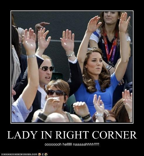 LADY IN RIGHT CORNER oooooooh hellllll naaaaahhhh!!!!!