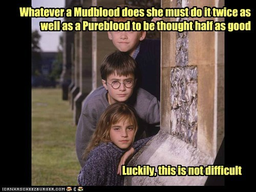 Daniel Radcliffe difficult emma watson Harry Potter hermione granger lucky mudblood pureblood Ron Weasley - 6482741504