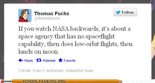 depressing History in reverse nasa Thomas Fuchs - 6483161344