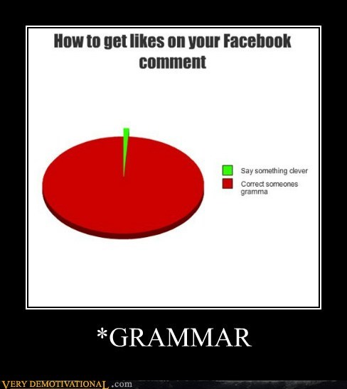 grammar graph hilarious the point