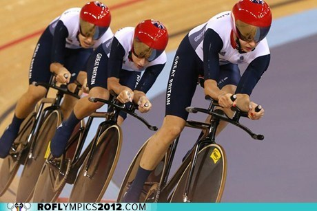 cycling,gold,London 2012,olympics,team gb,track cycling,world record