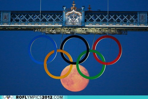 best of week Hall of Fame london bridge moon moonrise ROFLympics wincation