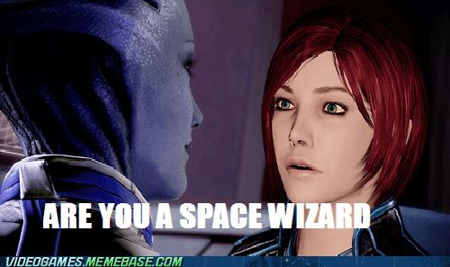 commander shepard mass effect space wizard - 6483962112