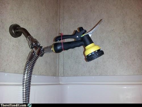grass hose jet nozzle shower showerhead swirl - 6484252928