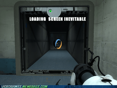 inevitable loading screen PC Portal valve - 6484965888