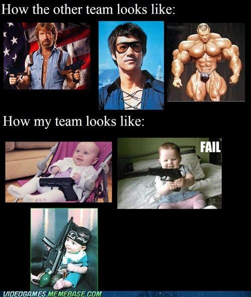 Babies,competitive,FAIL,Multiplayer,the feels