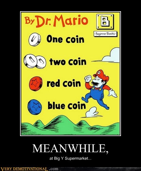 big y dr seuss Dr Mario hilarious Meanwhile - 6485105152