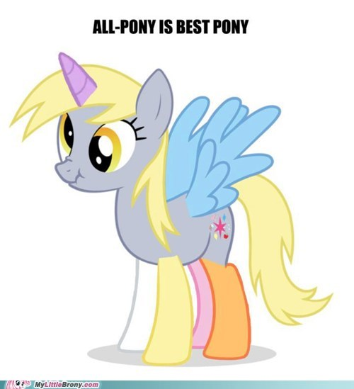 all pony chaos derpy hooves discord the internets - 6485786880