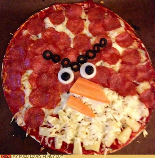 angry birds bird game pepperoni pizza - 6485830400
