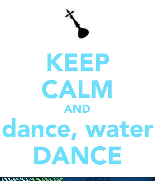 best of week dance water dance demyx keep calm kingdom hearts 2 meme - 6486453504