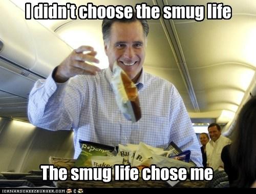 i-didnt-choose-the-thug i-didnt-choose-the-thug-life Mitt Romney smug tupac shakur - 6486579456