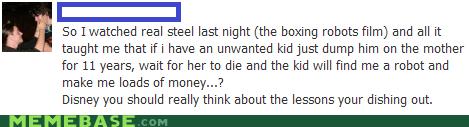 facebook movies parenting real steel - 6487486208