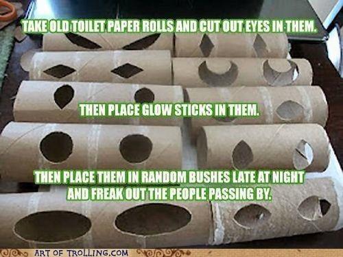 eyes glow stick Memes trollspiration - 6488343296