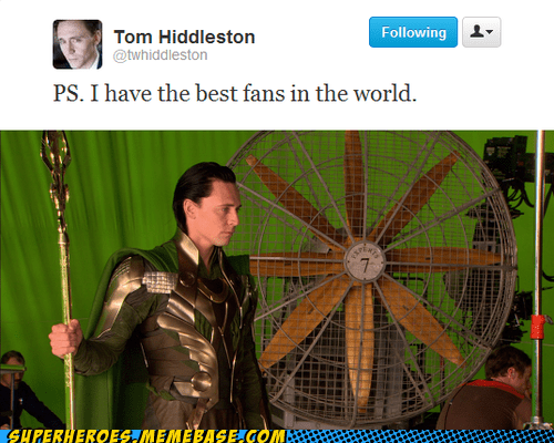 fandombase fans huge loki superheroes The Movies tom hiddleston - 6488375808